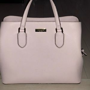 Kate Spade baby pink shoulder bag